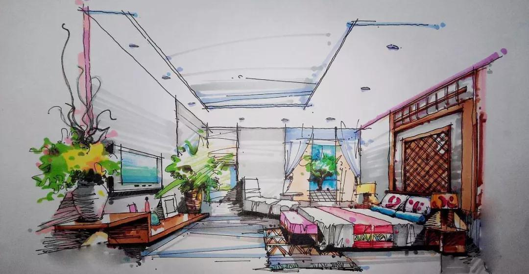 上海室内手绘培训